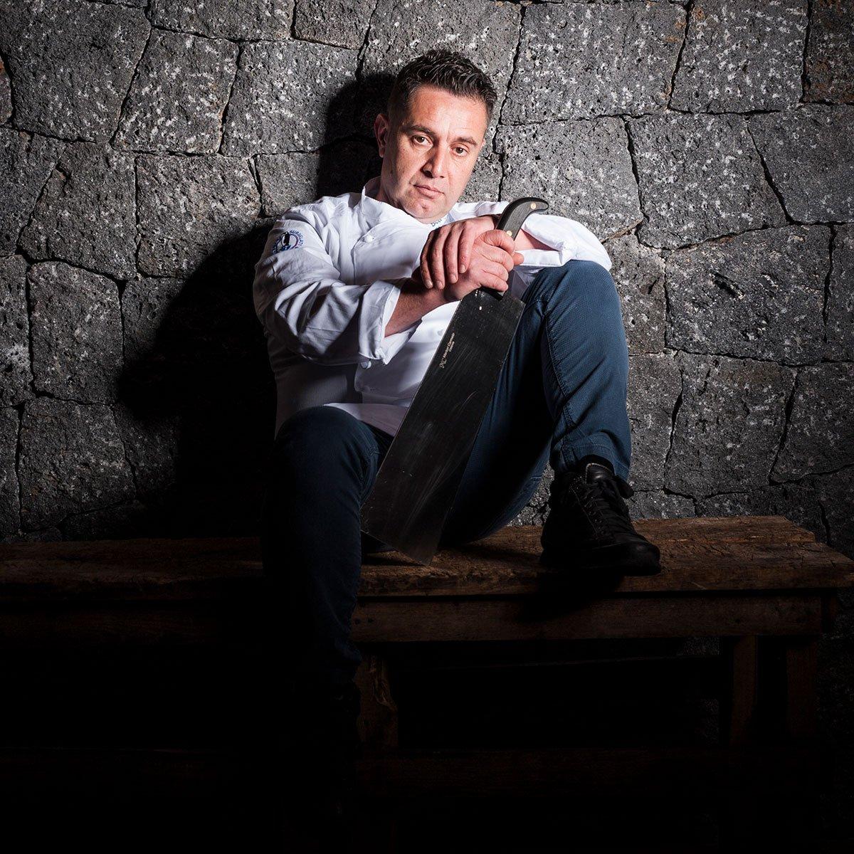 Alfio Visalli - Bottarga di Tonno - Mastro Salatore
